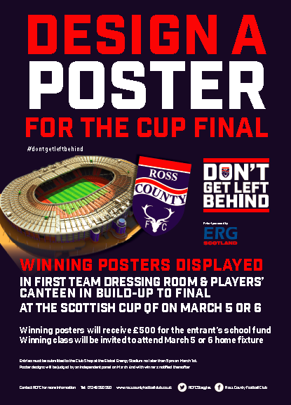 Ross County Poster Comp