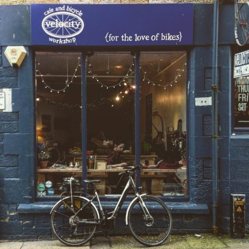 Image result for velocity cafe inverness static bikes